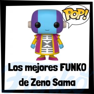 Los mejores FUNKO POP de Zeno Sama