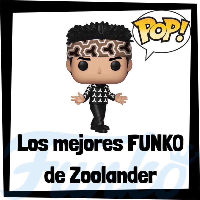 Los mejores FUNKO POP de Zoolander