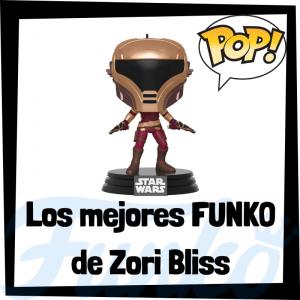 Los mejores FUNKO POP de Zori Bliss - Los mejores FUNKO POP de Star Wars - Los mejores FUNKO POP de las Guerra de las Galaxias