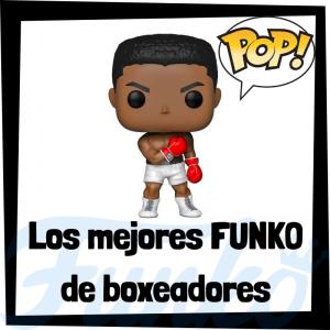 Los mejores FUNKO POP de boxeadores- Los mejores FUNKO POP de Boxeo - Los mejores FUNKO POP de deportistas