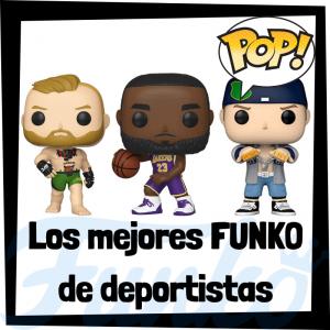 Los mejores FUNKO POP de deportistas - Los mejores FUNKO POP del mundo del deporte - Los mejores FUNKO POP de deportes