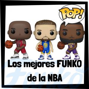 Los mejores FUNKO POP de jugadores de la NBA - Los mejores FUNKO POP de jugadores de baloncesto - Los mejores FUNKO POP de deportistas