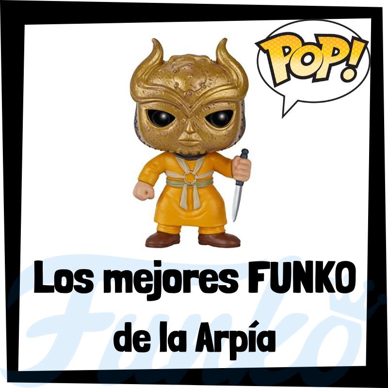 Los mejores FUNKO POP de la Arpía de Juego de Tronos