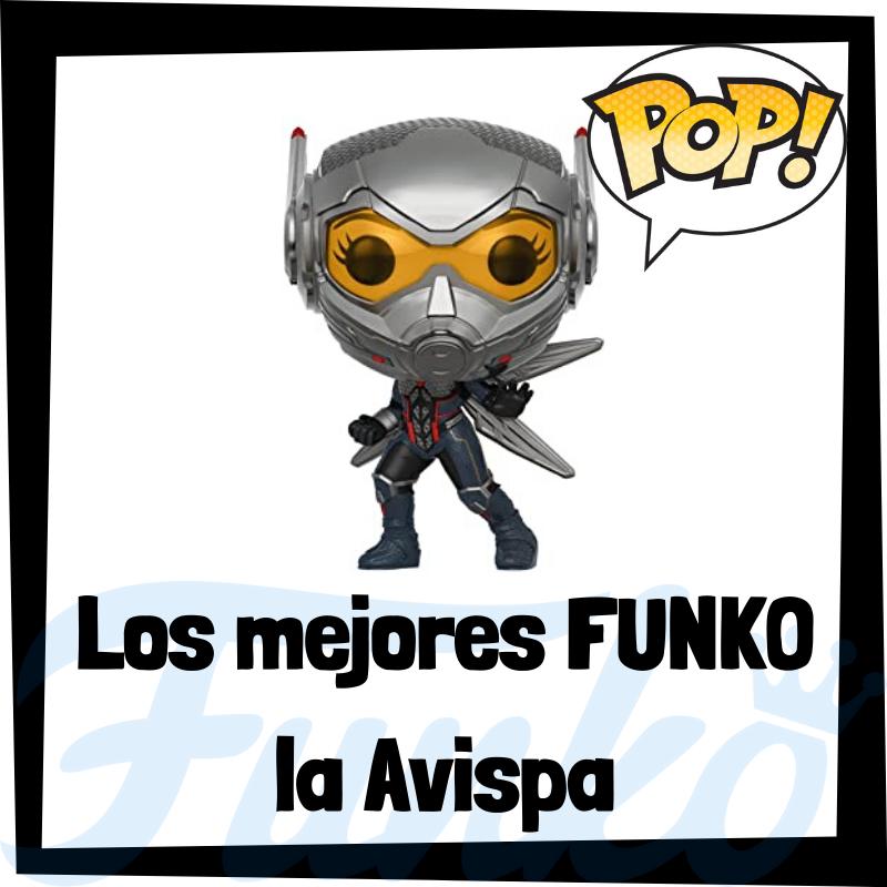 Los mejores FUNKO POP de la Avispa