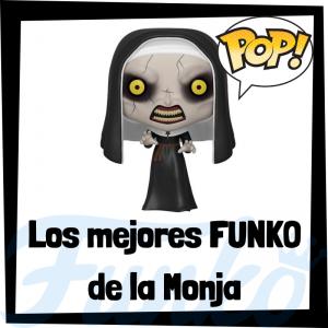 Los mejores FUNKO POP de la Monja - The Nun - FUNKO POP de películas de terror