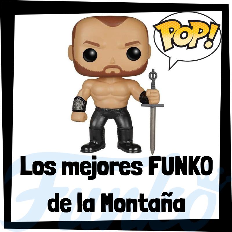 Los mejores FUNKO POP de la Montaña de Juego de Tronos