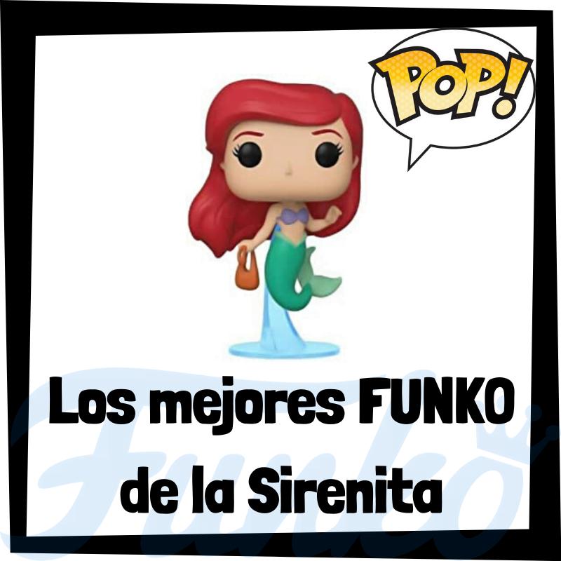 Los mejores FUNKO POP de la Sirenita