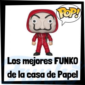Los mejores FUNKO POP de la casa de papel - Los mejores FUNKO POP de personajes de la Casa de Papel de Netflix - Funko POP de series de televisión