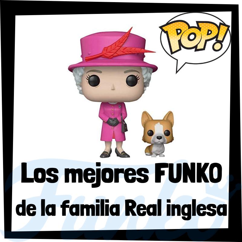 Los mejores FUNKO POP de la familia Real inglesa