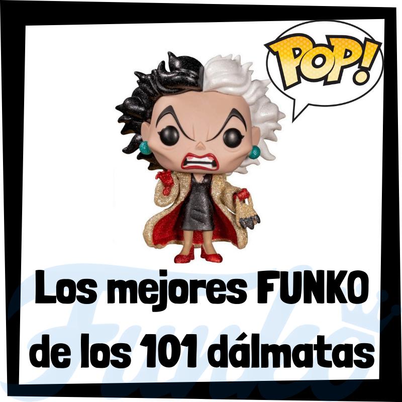 Los mejores FUNKO POP de los 101 dálmatas