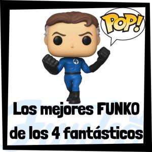 Los mejores FUNKO POP de los 4 fantásticos