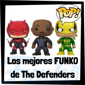 Los mejores FUNKO POP de The Defenders