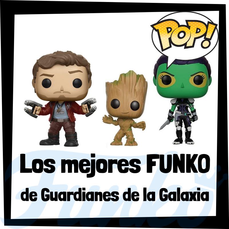 Los mejores FUNKO POP de los Guardianes de la Galaxia