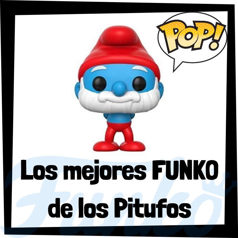 Los mejores FUNKO POP de los Pitufos