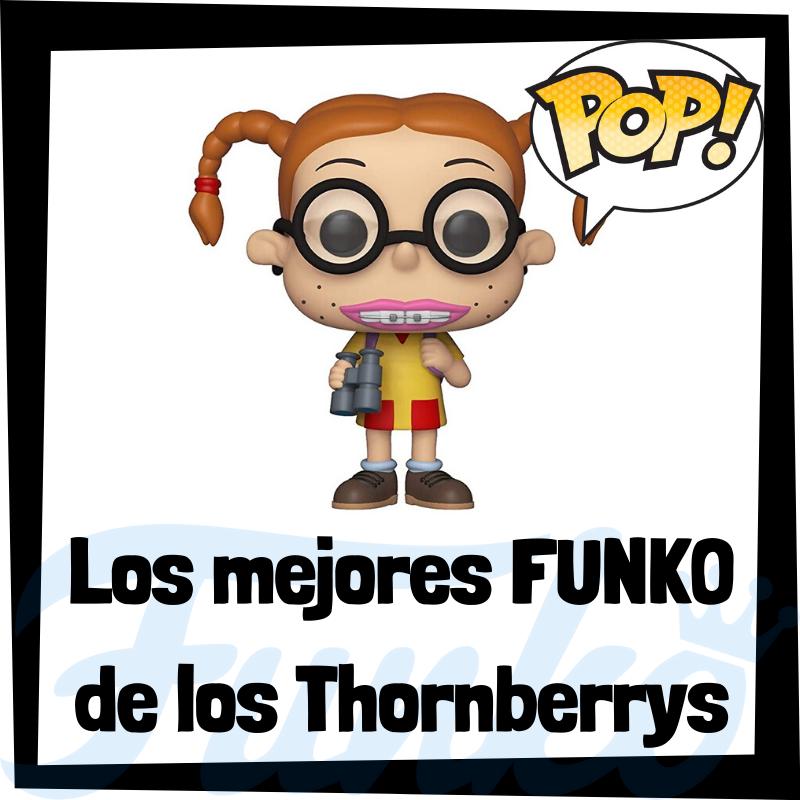 Los mejores FUNKO POP de los Thornberrys