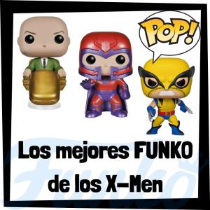 Los mejores FUNKO POP de los X-Men