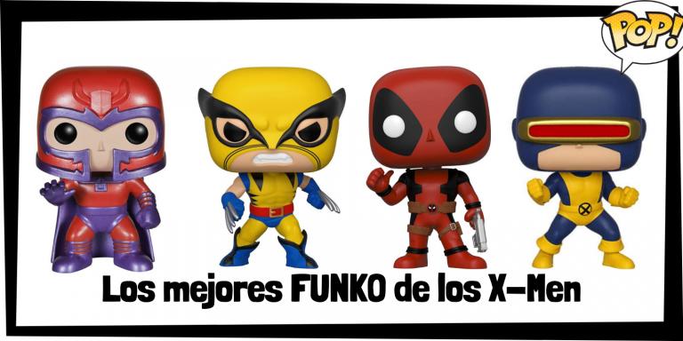 Los mejores FUNKO POP de los X-Men - Los mejores FUNKO POP de grupos de Marvel - Los mejores FUNKO POP de Marvel