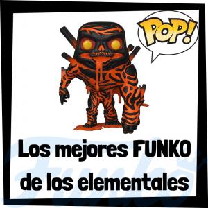 Los mejores FUNKO POP de los elementales