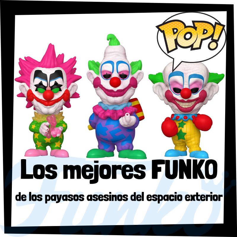 Los mejores FUNKO POP de los payasos asesinos del espacio exterior