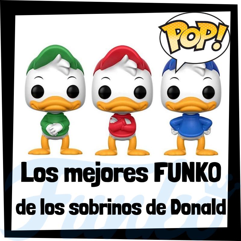 Los mejores FUNKO POP de los sobrinos del pato Donald