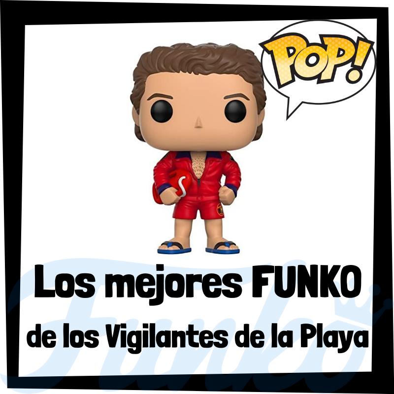 Los mejores FUNKO POP de los Vigilantes de la Playa