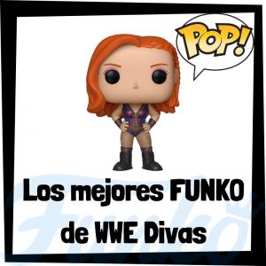 Los mejores FUNKO POP de luchadoras de la WWE - Los mejores FUNKO POP de WWE divas - Los mejores FUNKO POP de deportistas