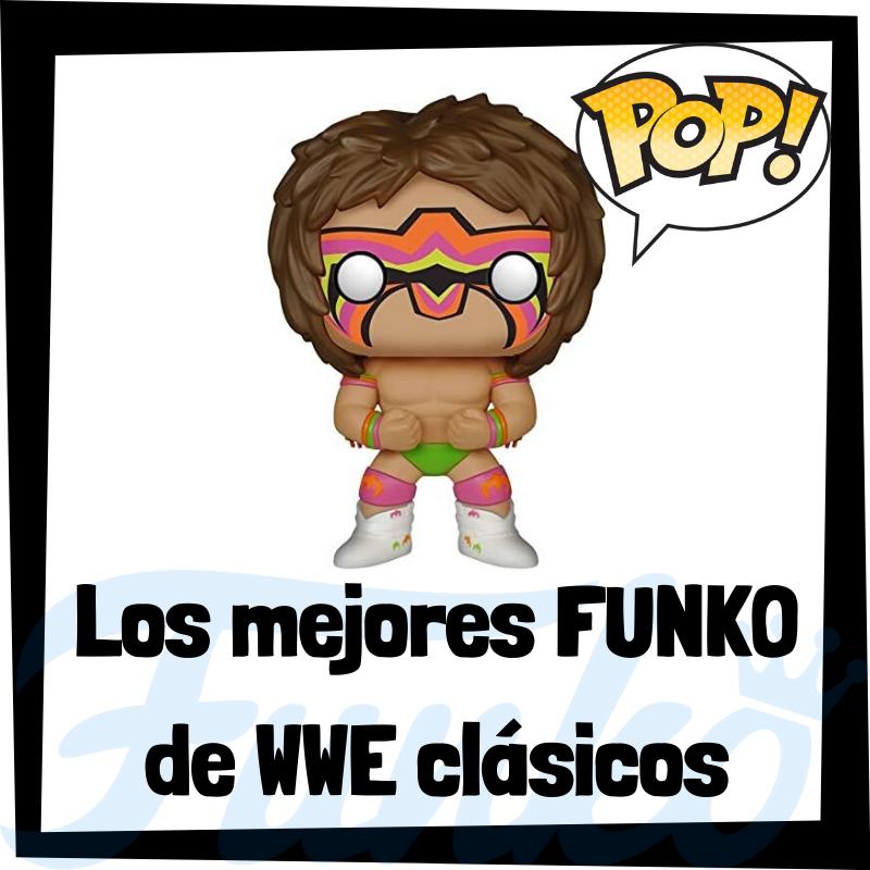 Los mejores FUNKO POP de luchadores clásicos de la WWE, WWF y WCW