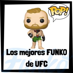 Los mejores FUNKO POP de luchadores de la UFC - Los mejores FUNKO POP de UFC - Los mejores FUNKO POP de deportistas