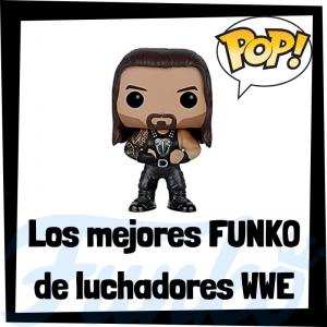 Los mejores FUNKO POP de luchadores de la WWE - Los mejores FUNKO POP de WWE wrestlers - Los mejores FUNKO POP de deportistas