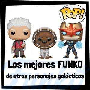 Los mejores FUNKO POP de otros personajes galácticos
