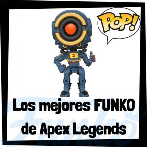 Los mejores FUNKO POP del Apex Legends
