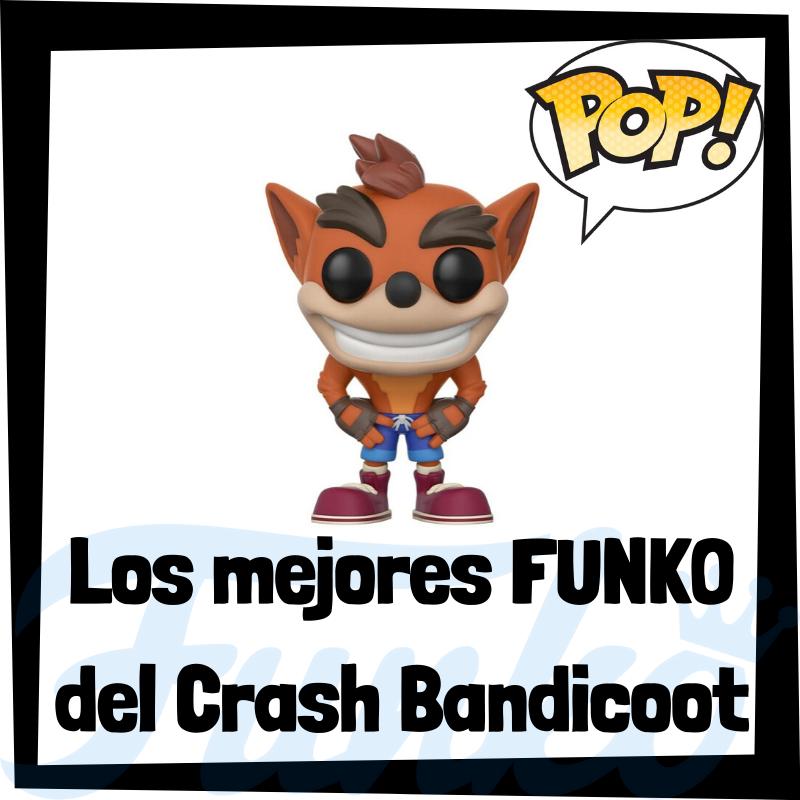 Los mejores FUNKO POP del Crash Bandicoot