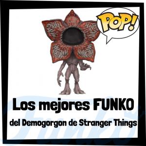 Los mejores FUNKO POP del Demogorgon de Stranger Things