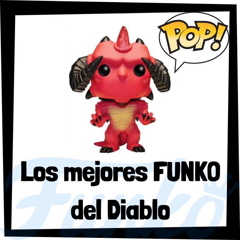 Los mejores FUNKO POP del Diablo