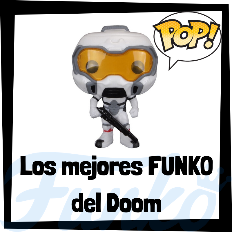 Los mejores FUNKO POP del Doom