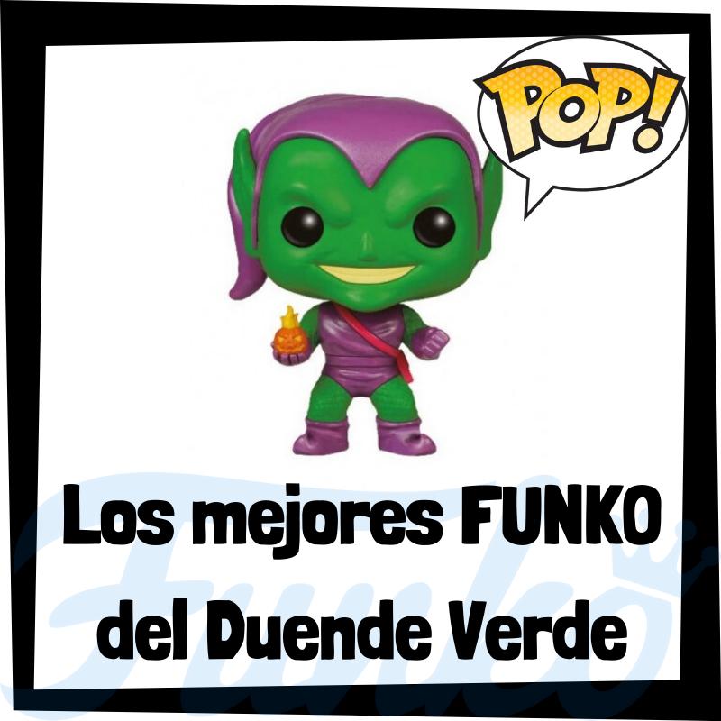 Los mejores FUNKO POP del Duende Verde