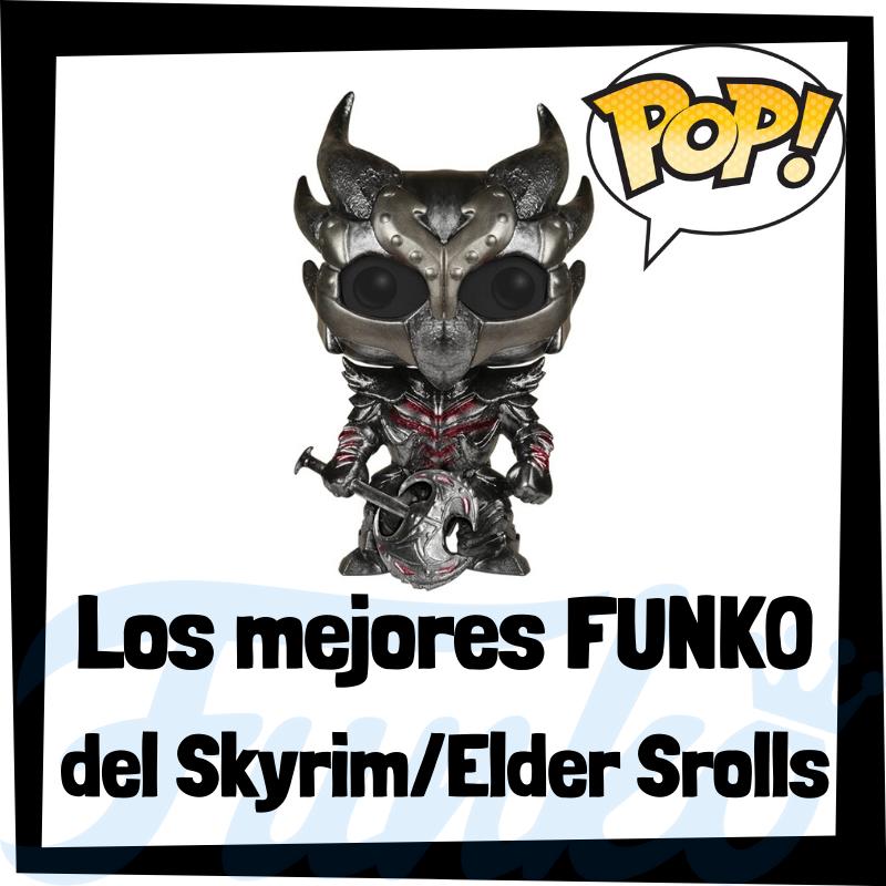 Los mejores FUNKO POP del Skyrim/Elder Scrolls Online