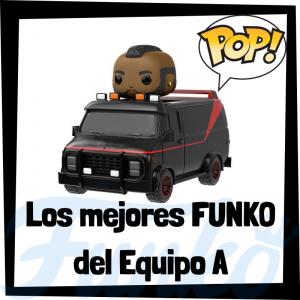 Los mejores FUNKO POP del Equipo A - Los mejores FUNKO POP del equipo A - Funko POP de series de televisión