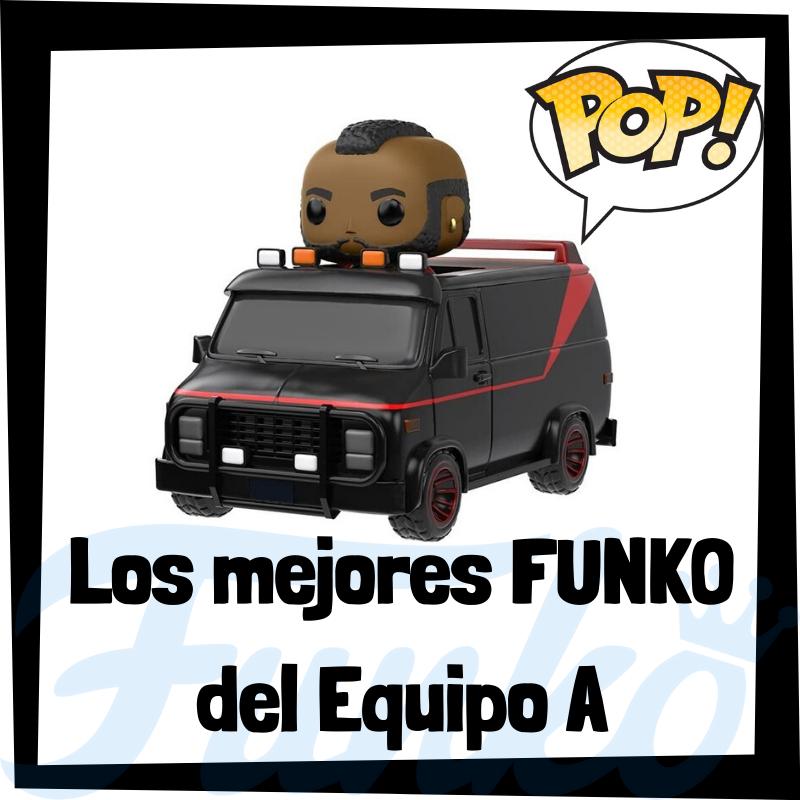 Los mejores FUNKO POP del Equipo A