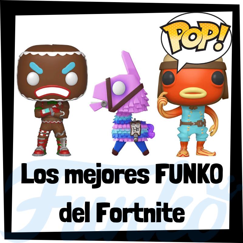 Los mejores FUNKO POP del Fortnite
