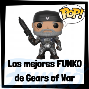 Los mejores FUNKO POP del Gears of War - Funko POP de videojuegos
