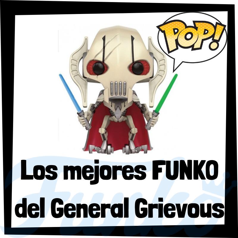 Los mejores FUNKO POP del General Grievous