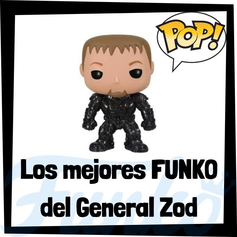 Los mejores FUNKO POP del general Zod