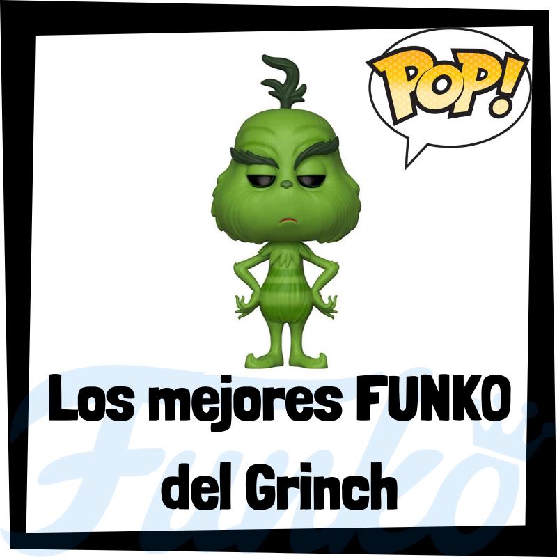 Los mejores FUNKO POP del Grinch