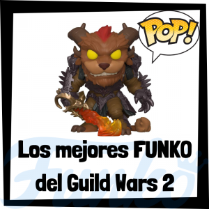 Los mejores FUNKO POP del Guild Wars 2 - Funko POP de videojuegos