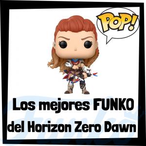 Los mejores FUNKO POP del Horizon Zero Dawn - Funko POP de videojuegos