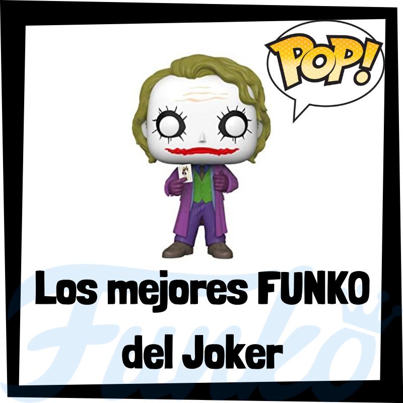 Los mejores FUNKO POP del Joker