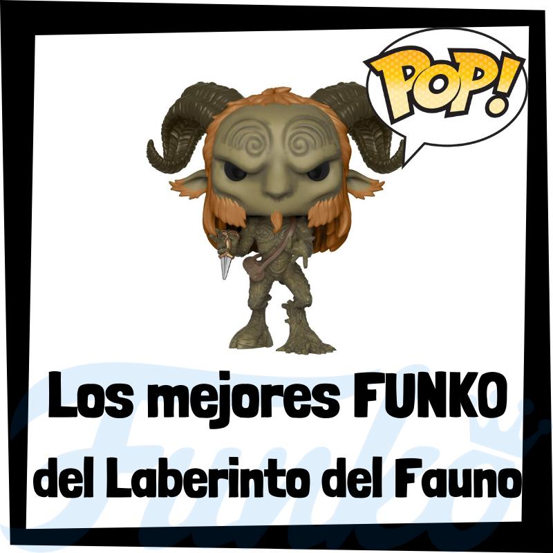 Los mejores FUNKO POP del Laberinto del Fauno