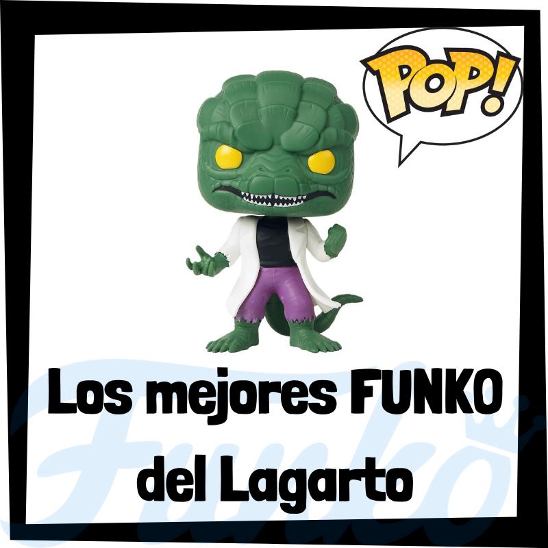Los mejores FUNKO POP del Lagarto