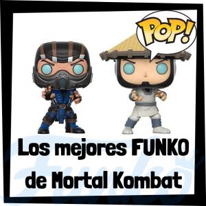 Los mejores FUNKO POP del Mortal Kombat - Funko POP de videojuegos